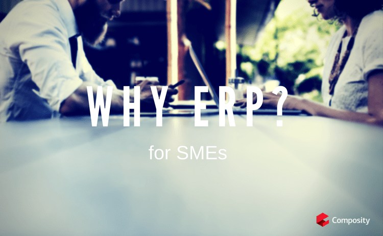 The importance of ERP for SMEs