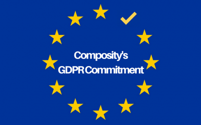 Composity's GDPR Commitment