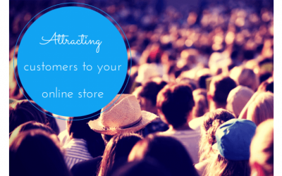 5 Ways to Attract Customers to Your Online Store [Slideshare]